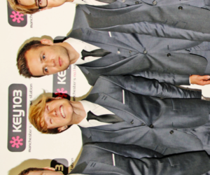 danny jones, dougie poynter, and harry judd image