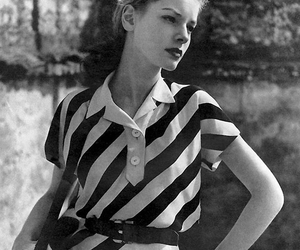 vintage, Lauren Bacall, and beauty image