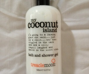 coconut and shower image