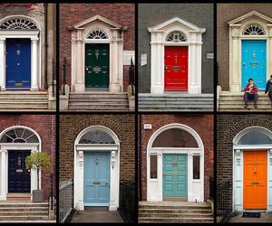 door and dublin image