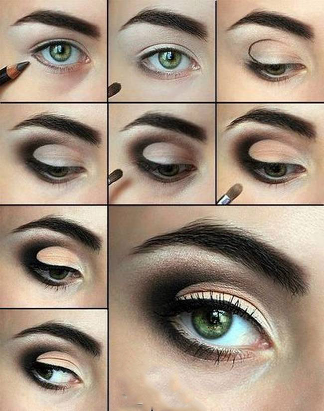 Useful Ideas How To Make Up Your Eyes Fashion And Styles