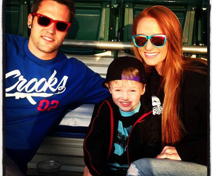 teen mom, maci bookout, and bentley edwards image