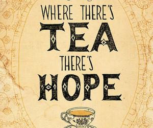 hope and tea image