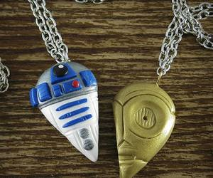 movie, pendant, and star wars image