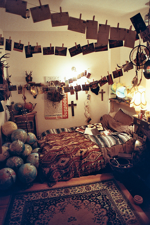 41 Images About Rooms On We Heart It See More About Room Bedroom And Bed