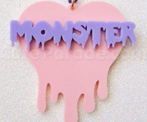 Harajuku, kawaii, and monster image