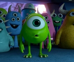 mike, monster, and monsters inc image