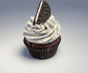 cupcakes, food, and oreo image