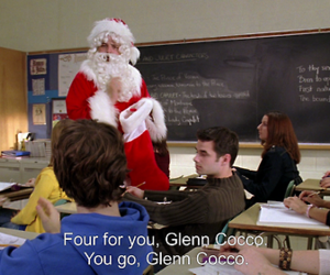 mean girls, glen coco, and funny image