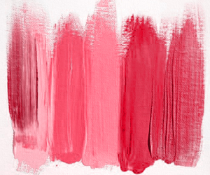 paint, pink, and art image
