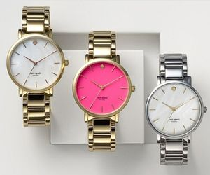 accessory, clock, and fashion image