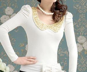 clothing, women tops, and elegant t-shirt online image