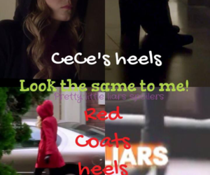 heels, redcoat, and theory image