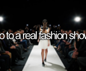 catwalk, chanel, and dior image