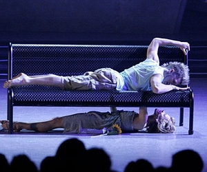 dance, contemporary, and dancer image