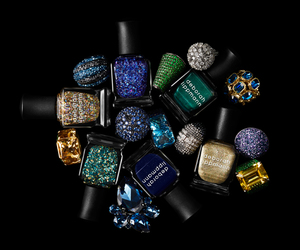 diamonds, luxury, and nails image
