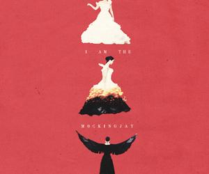 mockingjay, catching fire, and katniss everdeen image