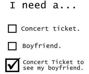 boyfriend, concert, and exo image