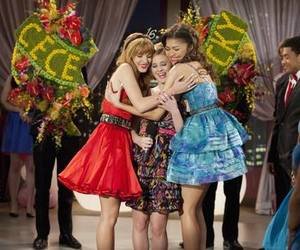 cece, rocky, and shake it up image