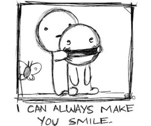 always and smile image