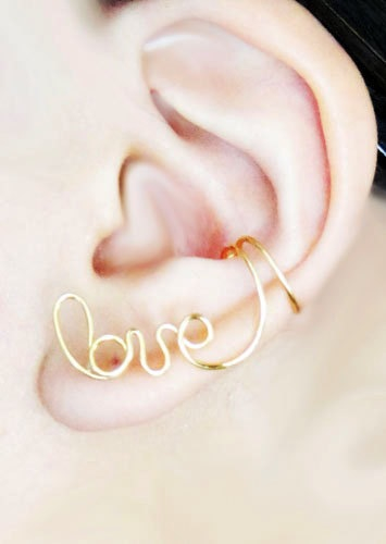 ear cuff, accessories, and beautiful image
