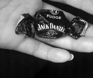 jack daniels, candy, and fudge image