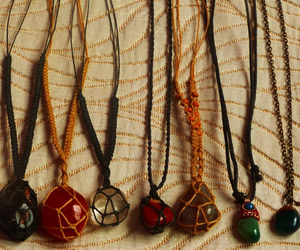 indie, colar, and wicca image