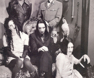 Marilyn Manson and separate with comma image