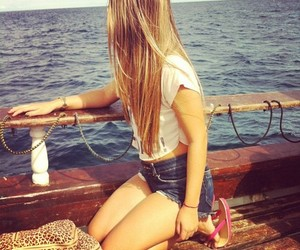 hair, hairstyle, and amazing long hair image