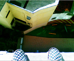 shoes, suicide, and vans image