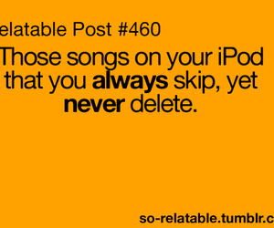 ipod, music, and songs image