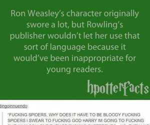 fact, harry potter, and lol image