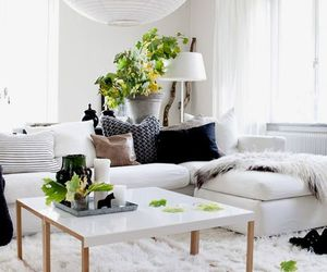 white, design, and room image