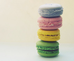 art, hipster, and macaroons image