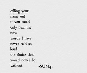 black and white, lonely, and Lyrics image