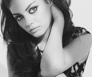 Mila Kunis, girl, and beautiful image