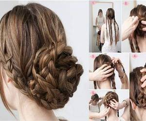 cabelos, hairstyle, and looks image