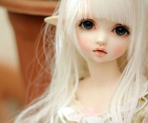 doll and cute image
