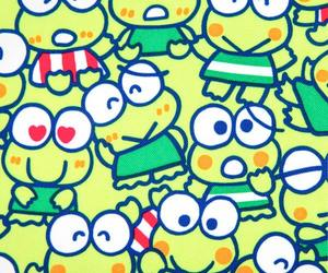 frog, sanrio, and cute image