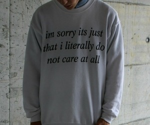 boy, quotes, and sweater image