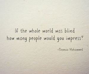 black and white, blind, and quote image