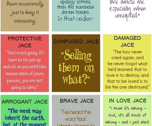 jace, tmi, and the mortal instruments image