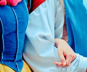 disney, snow white, and couple image