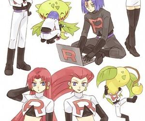 pokemon and team rocket image