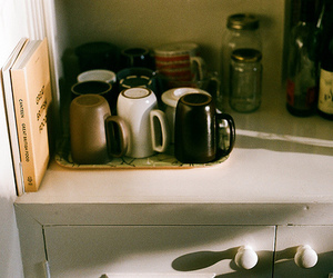 vintage, kitchen, and mug image