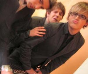 band, tom fletcher, and dougie poynter image