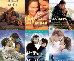movies and nicholas sparks image