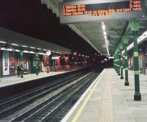film, london, and station image