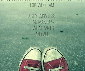 converse, love, and dirty image