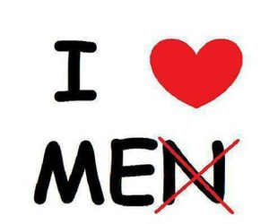 love, men, and me image